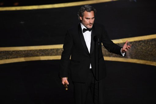 Эминем, «Паразиты» иХоакин Феникс— лучшие моменты «Оскара-2020»