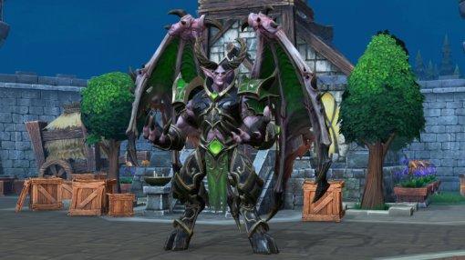 Блогер наглядно сравнил новую и старую озвучки из Warcraft III