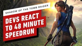 Реакция разработчиков SotTB на спидран своей игры за 48 минут