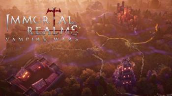 Обновленный геймплейный трейлер Immortal Realms: Vampire Wars и старт беты