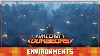 Minecraft Dungeons дневники разработчиков