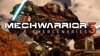 Первое DLC для MechWarrior 5: Mercenaries запланировано на апрель