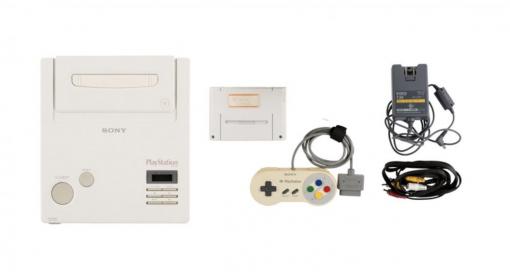 Нааукционе продали совместную консоль Sony иNintendo. Спойлер: дорого