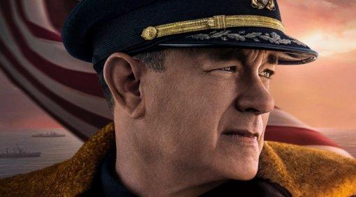 Том Хэнкс написал сценарий военной драмы «Грейхаунд». Ивот трейлер этого фильма