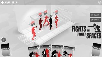 Fights in Tight Spaces - это стильный пошаговый боевик, который должен выйти в конце этого года