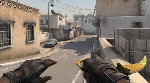Парень продал ножи вCS: GO. Все ради VR-шлема для Half-Life: Alyx