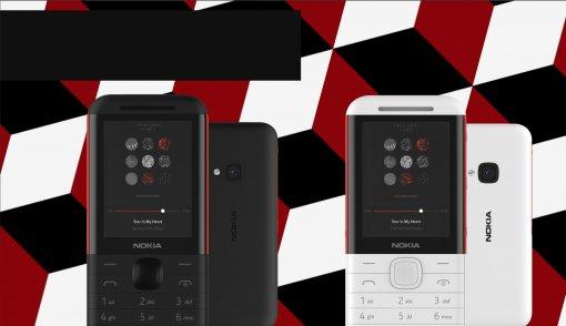 HMD Global представила возрожденную музыкальную классику Nokia 5310 XpressMusic