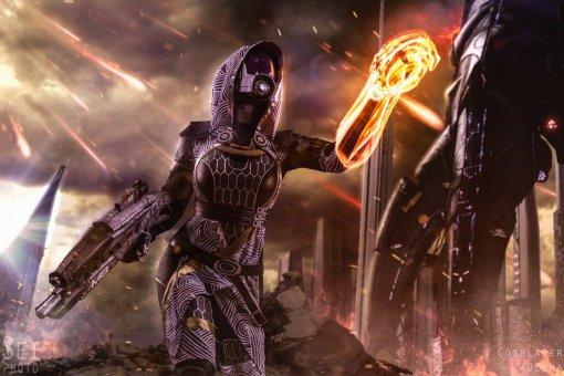 BioWare разрабатывает новую игру. Будущая Mass Effect?