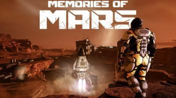 Состоялся релиз песочницы про исследование Марса Memories of Mars