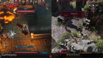 Пользователи сравнили Divinity: Original Sin 2 и Baldur's Gate 3
