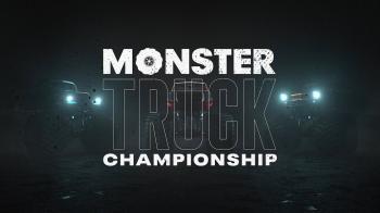 Анонсирующий трейлер Monster Truck Championship