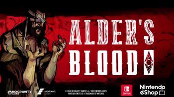 Пошаговая игра в духе Darkest Dungeon и XCOM - Alder's Blood вышла на Nintendo Switch