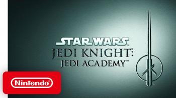Star Wars: Jedi Knight - Jedi Academy вышла на Nintendo Switch