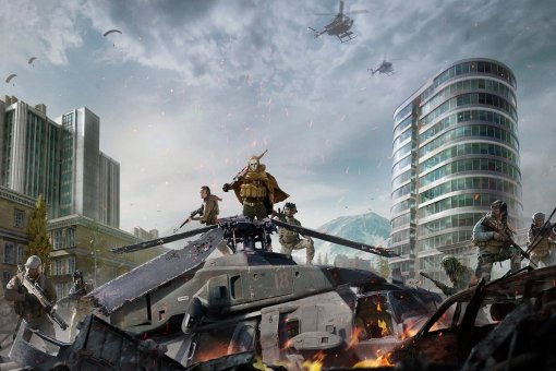 В Call of Duty: Warzone — 15 млн игроков. На четвертые сутки после релиза