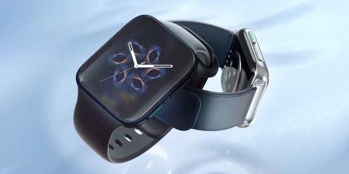 Смарт-часы Oppo Watch похожи наApple Watch, ностоят вдва раза дешевле