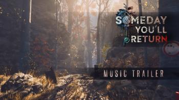 Новый музыкальный трейлер хорорра Someday You'll Return