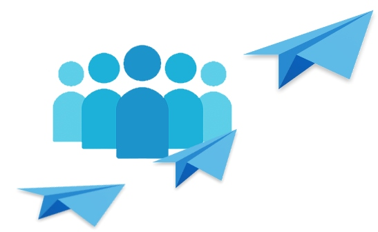 Накрутка участников в чате Телеграм
