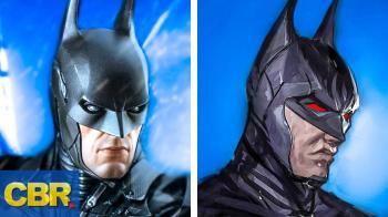 В новом фильме у Бэтмена будут два костюма!