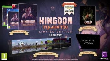 Анонсирована коллекция Kingdom Majestic для PS4, Xbox One и Switch