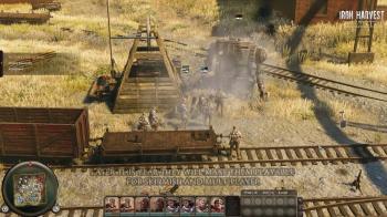 Новый геймплейный ролик Iron Harvest