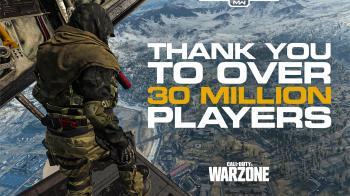 Call of Duty: Warzone насчитывает более 30 миллионов игроков по всему миру всего за десять дней