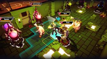 Тактическая пошаговая RPG с элементами рогалика Dread Nautical выйдет на Switch