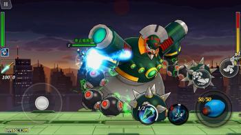 Объявлена дата выхода Mega Man X DiVE