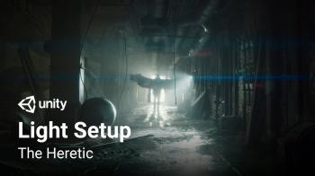 Опубликовано видео, показывающее манипуляции с тех.демо The Heretic для Unity 2019.3 в режиме реального времени