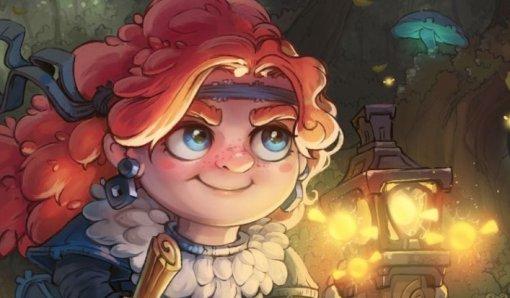 Магический платформер Potata: Fairy Flower выйдет 6июня наSwitch