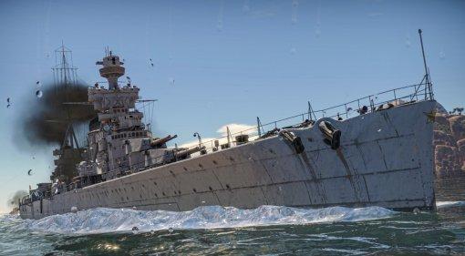 War Thunder получит итальянский флот Regia Marina