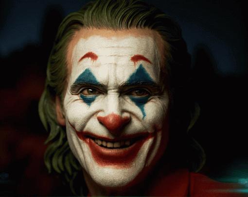 Теперь можно купить реалистичную фигурку Джокера. Правда, цена немного пугает