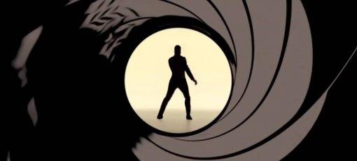 Галерея альтернативных постеров для фильмов про Джеймса Бонда