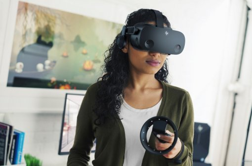 HPпредставила Reverb G2— VR-шлем ссамым высоким разрешением дисплеев