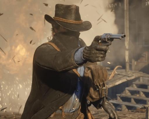 Очередная распродажа вEpic Games Store. Можно купить соскидкой Red Dead Redemption 2 иControl
