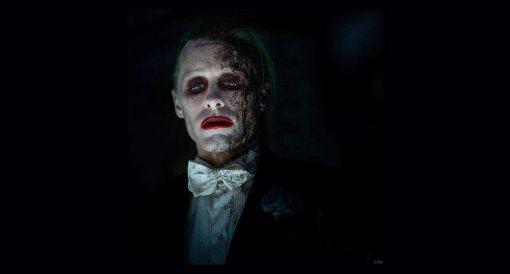 Режиссер «Отряда самоубийц» поделился новым фото Джокера