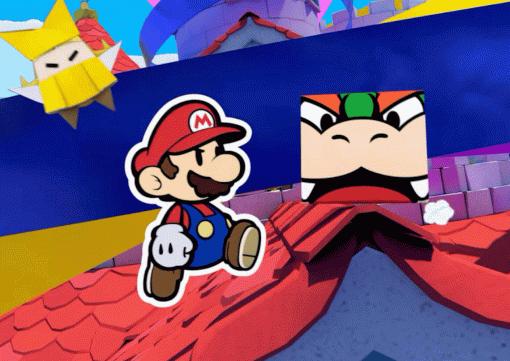 Nintendo анонсировала приключенческую игру Paper Mario: The Origami King