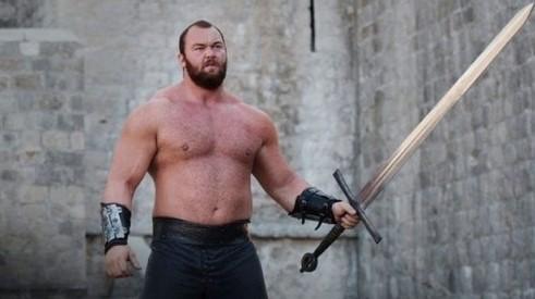 «Гора» из«Игры престолов» установил мировой рекорд встановой тяге