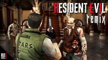 Resident Evil: Remix воскрешает классический хоррор от Capcom на движке RE4