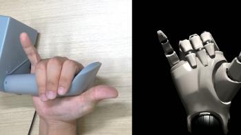Sony показали новую технологию отслеживания пальцев для VR