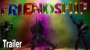 Новый сюжетный ролик и несколько Friendship-финишеров Mortal Kombat 11 Aftermath