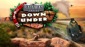 Вышло DLC Down Under для Railway Empire