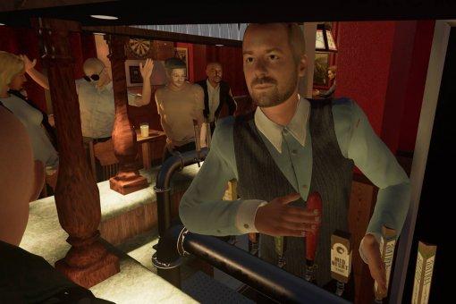 Британец на карантине соскучился по любимому пабу. И создал его копию в VR