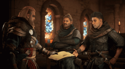 Вновом Assassin's Creed будет два каноничных персонажа. Известно, кто озвучил девушку