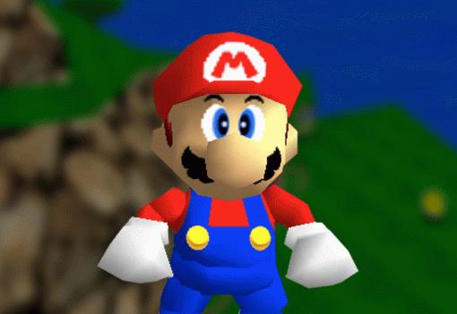 Юристы Nintendo подают жалобы напорт Super Mario 64 наPC