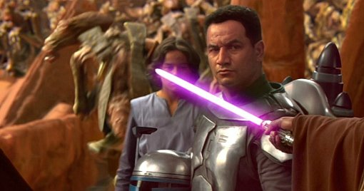 Вновом сезоне «Мандалорца» появится Боба Фетт. Его сыграет Темуэра Моррисониз«Атаки клонов»