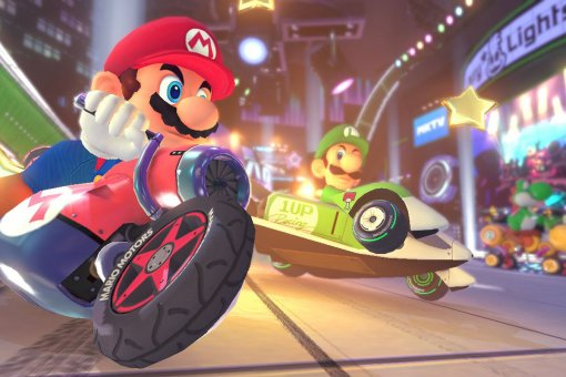 Nintendo представила топ самых продаваемых игр для Switch