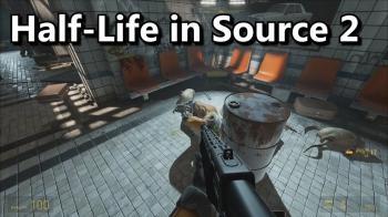 Новый мод превращает Half-Life: Alyx в более традиционный шутер от первого лица