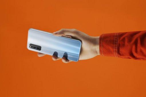 Состоялся анонс iQOO Z1— пожалуй, лучший бюджетный игровой смартфон сдисплеем 144 Гц