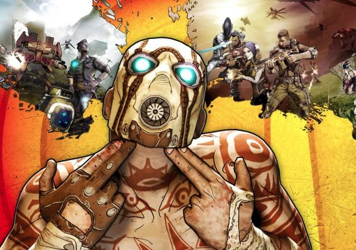 Новая халява Epic Games Store: сборник Borderlands