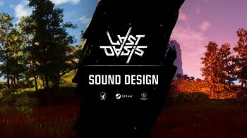 В новом дневнике разработчиков Last Oasis рассказали о звуке в игре